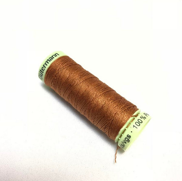 Gutermann Top Stitch Thread - Rust (448)