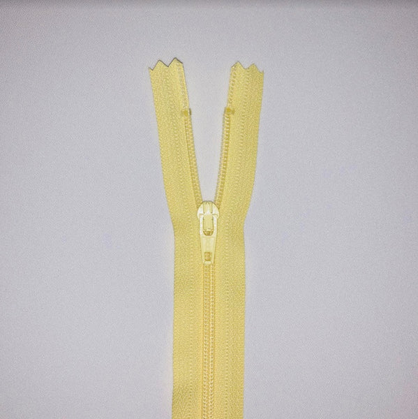 YKK Dress Zip - Lemon