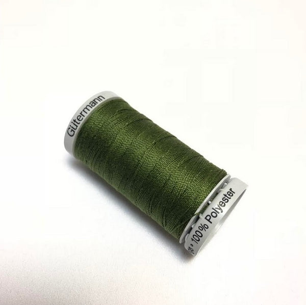 Gutermann Extra Strong Thread - Olive (585)