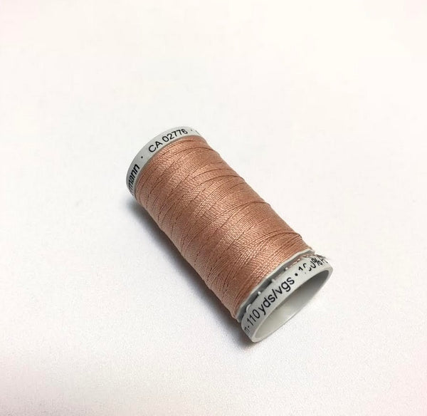 Gutermann Extra Strong Thread - Flesh (991)