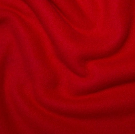 Polar Fleece - Bright Red
