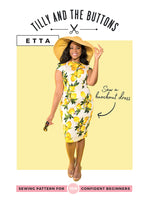Tilly and the Buttons -Etta Pattern 1016