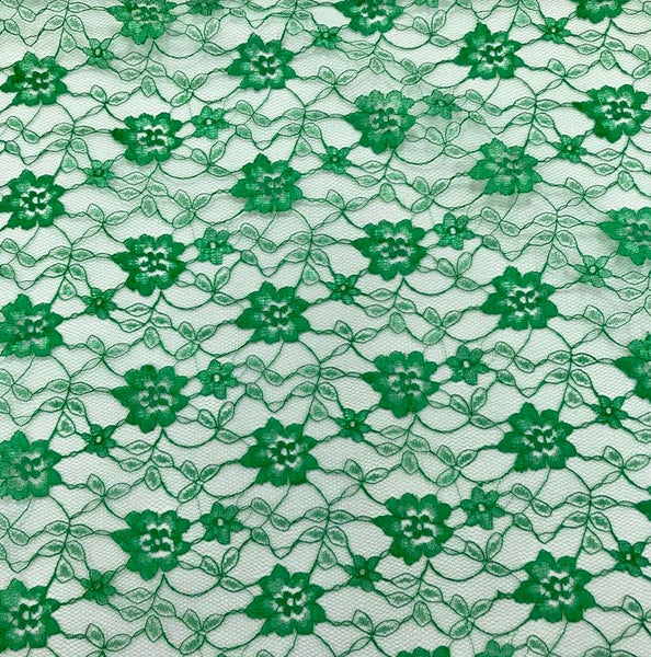 Budget Lace - Emerald