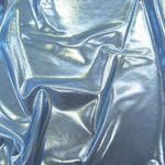 Lycra Shine - Powder Blue