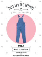 Tilly and the Buttons -Mila Pattern 1019