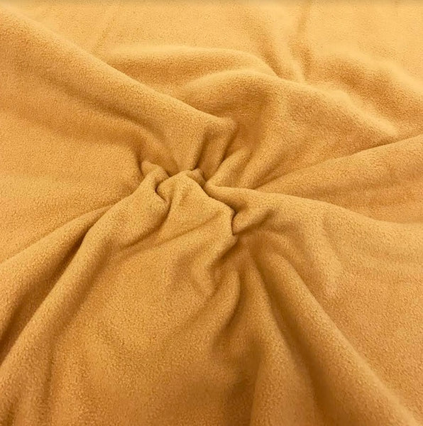 Polar Fleece - Mustard
