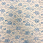 Budget Lace - Pale Blue