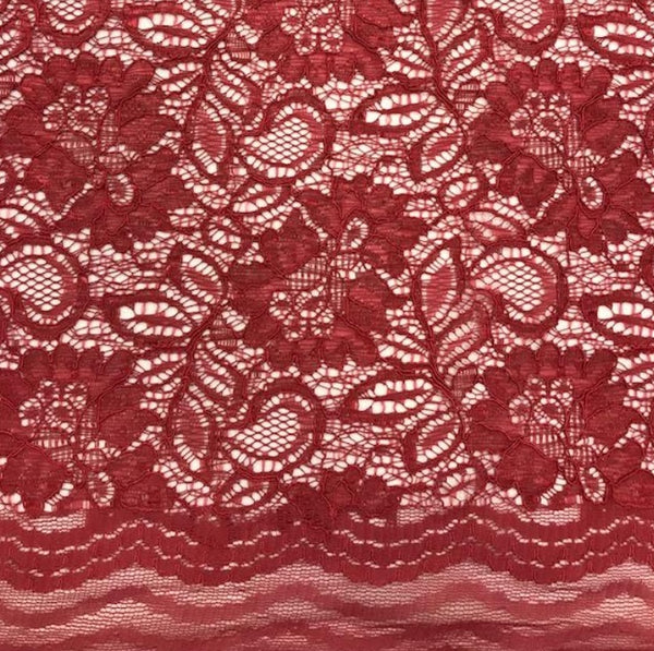 Tocca Lace - Scarlet