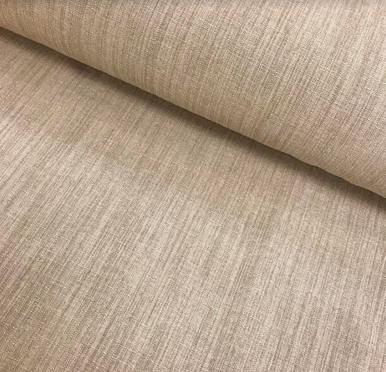 Polyester Linen Look - Almond