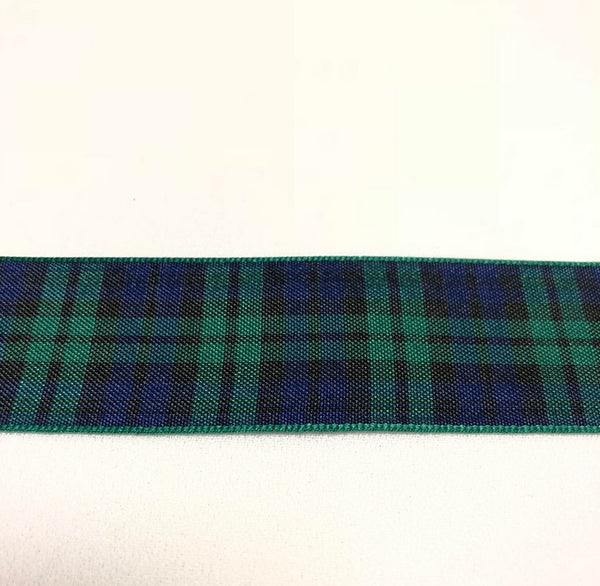 Tartan Ribbon - Blackwatch