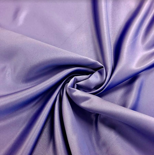 Duchess Satin Mystique - Blue Lavender