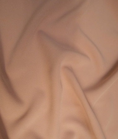 Sydney Stretch Crepe - Blush