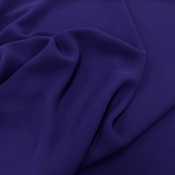 Triple Crepe - Byzantine Purple