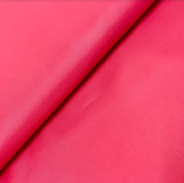 Anti Static Lining - Cerise