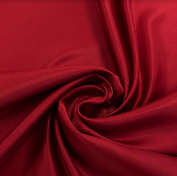Duchess Satin Mystique - Claret