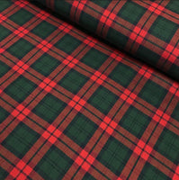 Poly Viscose Tartan - Colour 03