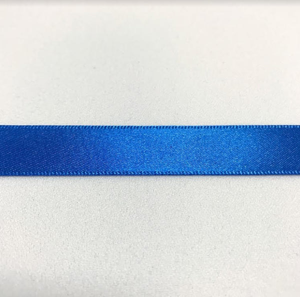 Satin Ribbon - Dark Royal