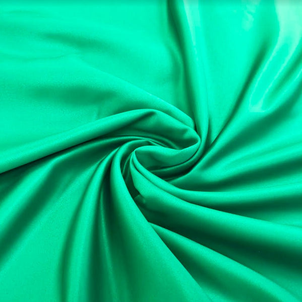 Duchess Satin Mystique - Emerald