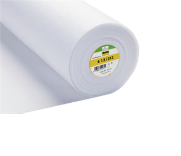Heavy Standard Sew In Interfacing - White (2V313)