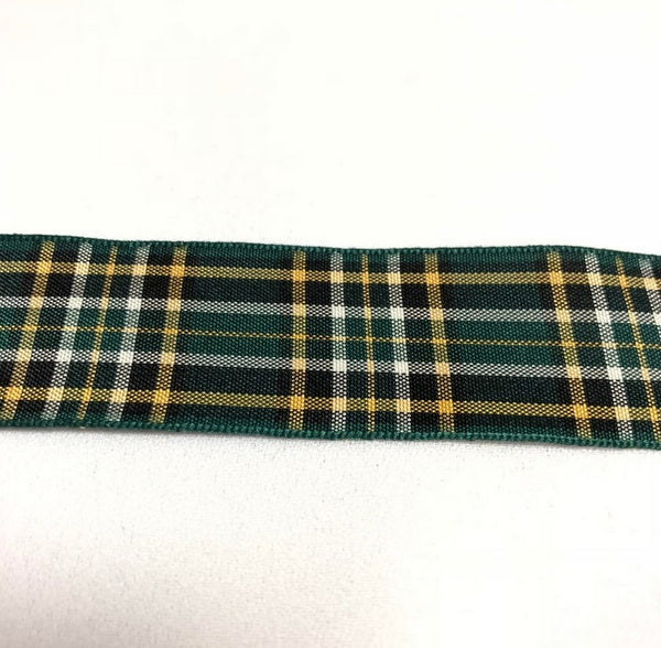 Tartan Ribbon - Irish National