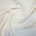 Polyester Sand Washed Silk Touch - Ivory