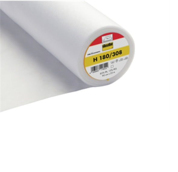 Light Ultrasoft Iron On Interfacing - White (2V308)