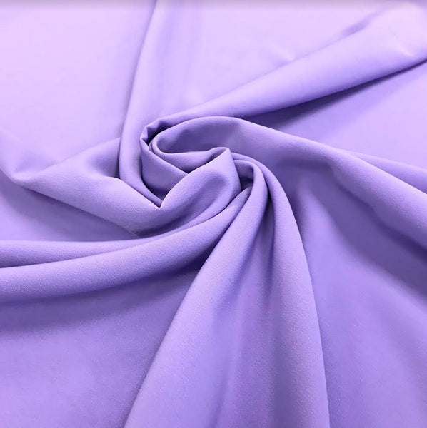 Luxury Crepe - Lilac