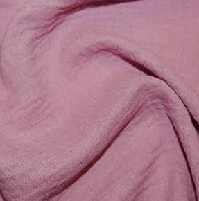 100% Cotton Double Gauze - Lilac