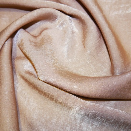 Polyester Sand Washed Silk Touch - Mink