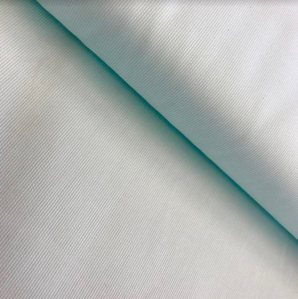100% Cotton Pique Sienna - Mint