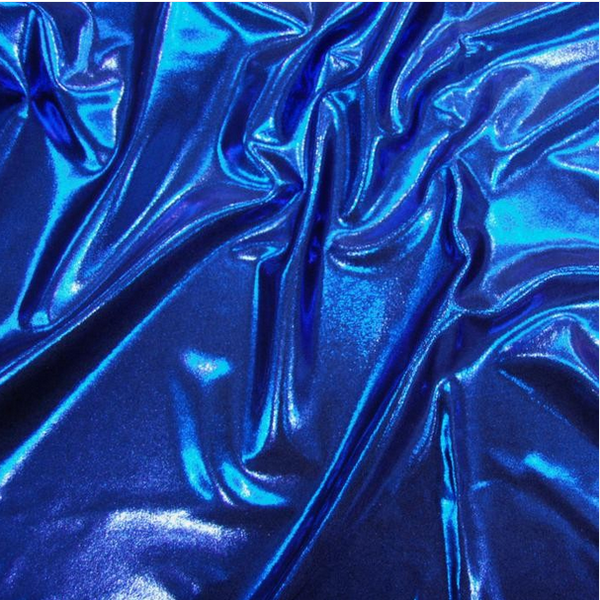Lycra Shine - Royal