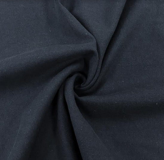 Blades Linen Cotton - Navy