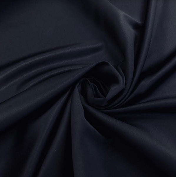 Duchess Satin Mystique - Navy