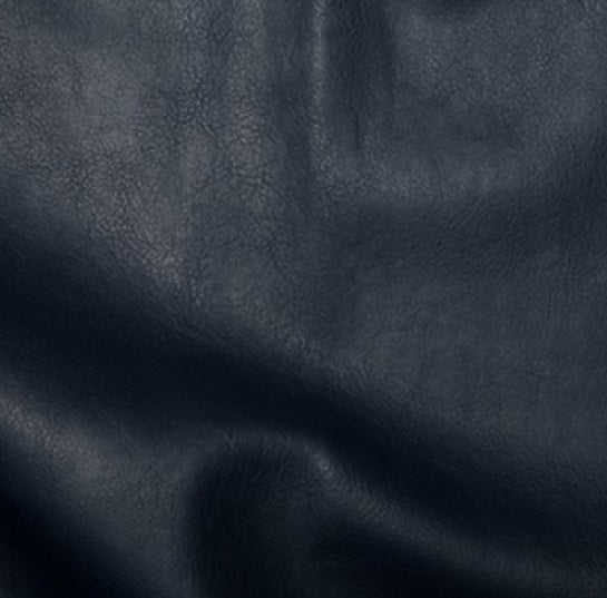 Leatherette - Navy
