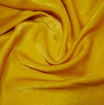 Polyester Sand Washed Silk Touch - Ochre