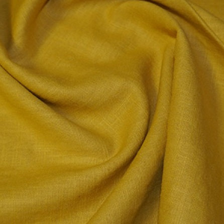 Enzyme Washed Linen - Gold