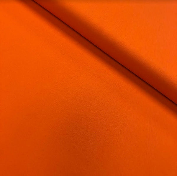 Sanforized Cotton Gaberdine - Orange