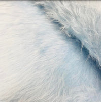 Long Hair Fun Fur - Pale Blue