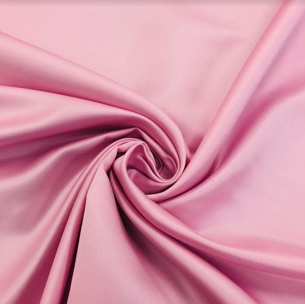 Duchess Satin Mystique - Pink