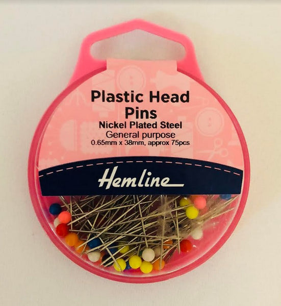 Plastic Head Pins