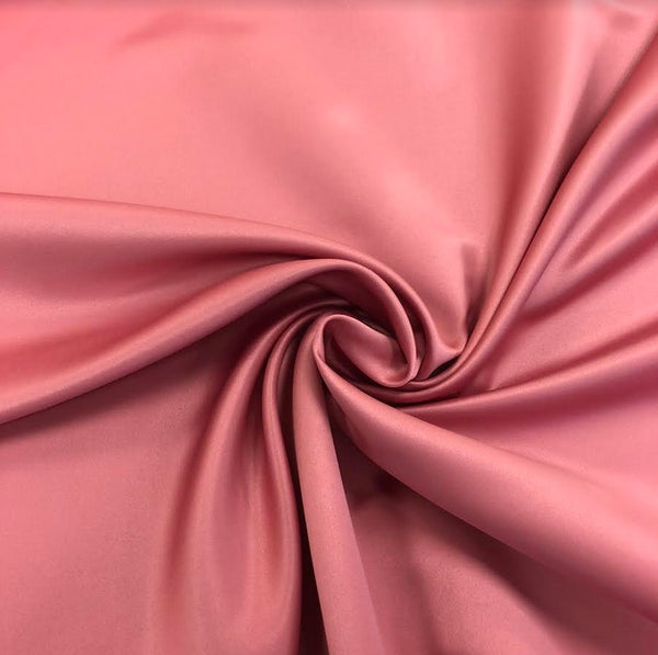 Duchess Satin Mystique - Rose