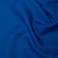 100% Polyester Twill - Royal