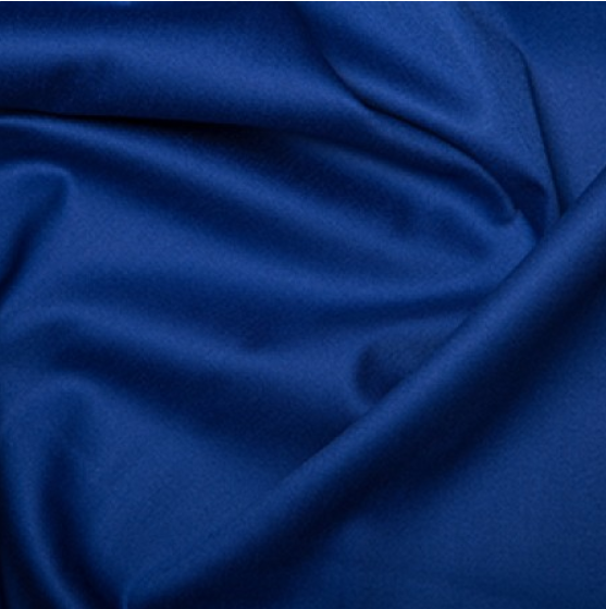 Cotton Spandex - Royal