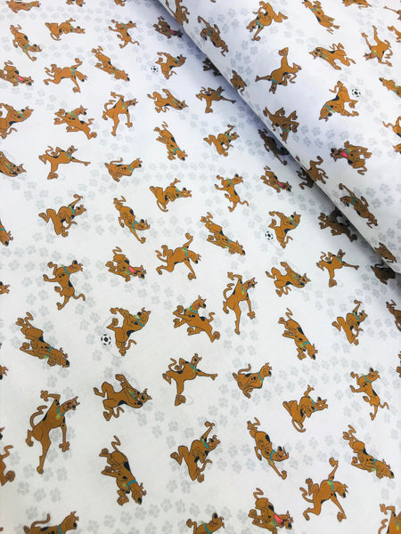 Scooby Doo Printed Cotton