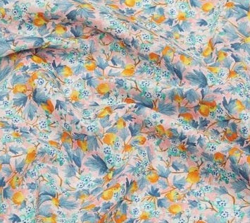 Liberty Fabrics - Cotton Tana Lawn Spring Orchard