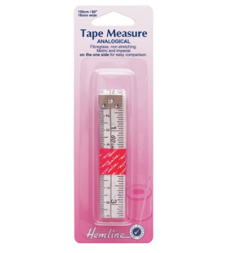 Tape Measure - Analogical