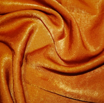 Polyester Sand Washed Silk Touch - Terracota