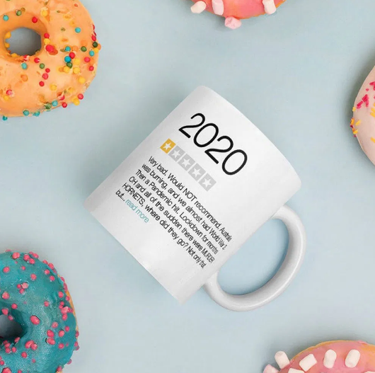 2020 Would Not Recommend Funny Mug