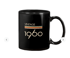 Trending Vintage Style 1960s Classic Mug
