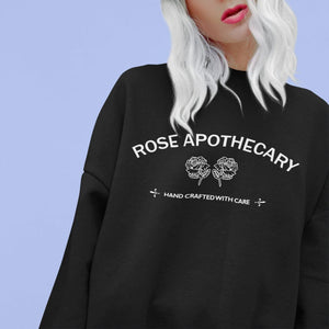Rose Apothecary Sweatshirt Sweater